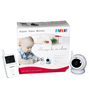 Farlin Digital Wireless Baby Monitor 300 x 300 px
