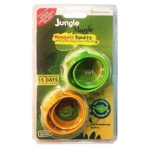 Jungle Magic Mosquito Banditz Froggy