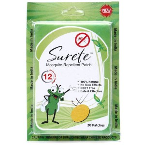Surete Green 20 Patches 600 px