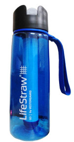 Life Straw Go Water Purifier Bottle