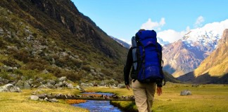 Trekking Tools and backpacks