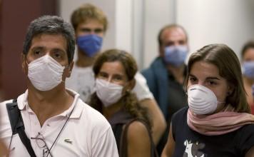 swine flu mask