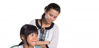 monitoring child