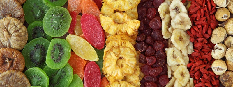 fruits in summers
