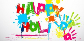 happy and safe holi