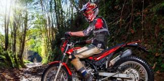 teen motorcyclist
