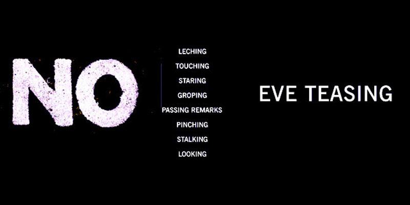 No Eve Teasing