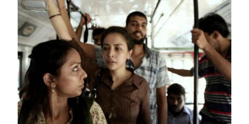Eve Teasing in Public Transport