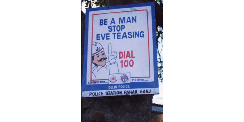 Stop Eve Teasing