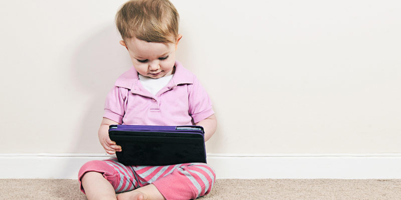 Technology is harmful for kids