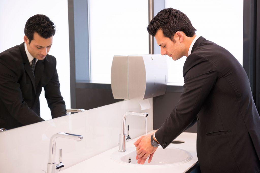 toilet etiquette