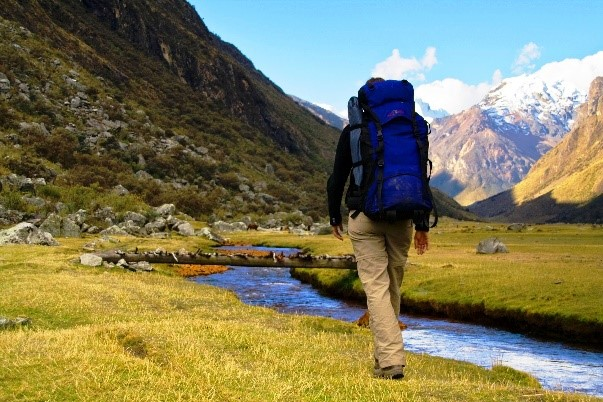 Image result for peesafe used while trekking